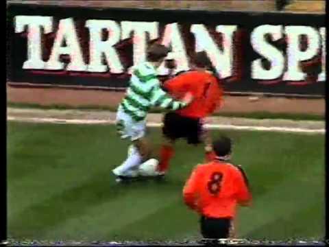 Dundee United v Celtic 1993