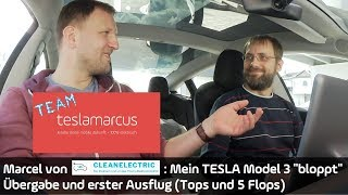 Marcel, CLEANELECTRIC: mein TESLA Model 3