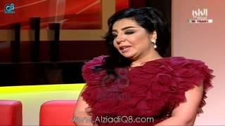 شيماء علي عن مشهد بشار الشطي: أنا مستغربة ليش صارت ضجة في وايد شباب ممكن يسوون جذي