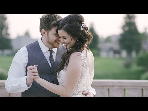 // Christina + Luis // Highlight Film // Copper River Country Club // Fresno Videographer //