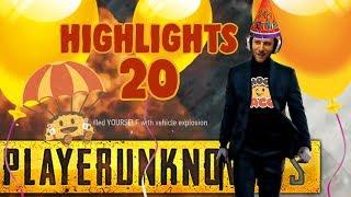 chocoTaco Presents: PUBG HIGHLIGHTS 20