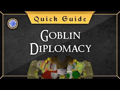 OSRS] Recipe for disaster - freeing the goblin generals by