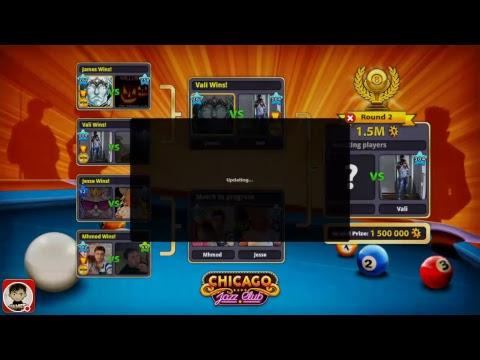 8 Ball Pool - Chicago Tournament