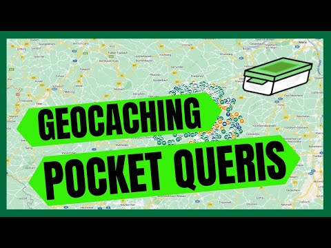 geocaching pocket queries auf das gps ger t garmin. Black Bedroom Furniture Sets. Home Design Ideas