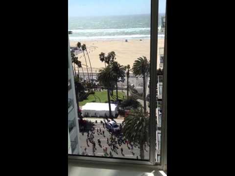 Santa Monica 3.17 L.A Marathon