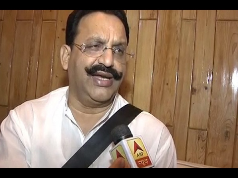 BSP's Mukhtar Ansari extremely dissatisfied with Yogi government's functioning