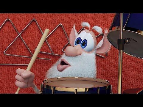Буба - В музыкальном магазине 🎤 Серия 47 - Весёлые мультики для детей - Буба МультТВ
