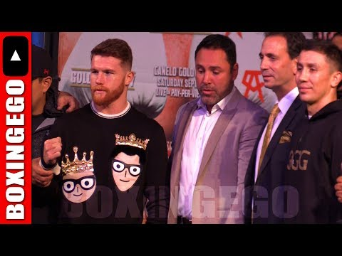 CANELO VS GOLOVKIN 2 WILL NOT HAVE HBO FACE-OFF W/ MAX KELLERMAN