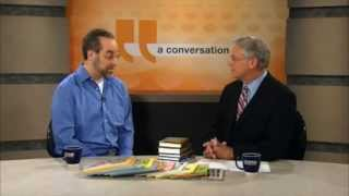"KNPB's ""A Conversaton with David Michael Slater"""
