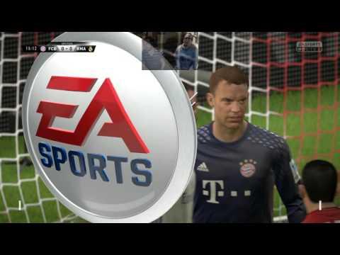 FIFA 17 con Comtex