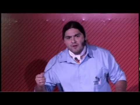 Do Tempo: Fabian Fortes at TEDxLaçador