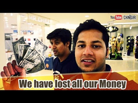 We LOST ALL our MONEY | Pattaya | Thailand | City Tour | Vlog