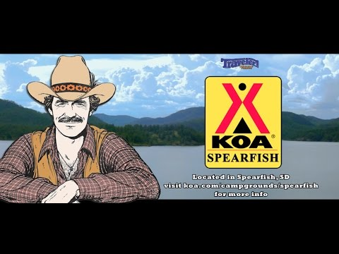 Spearfish KOA | Black Hills, South Dakota