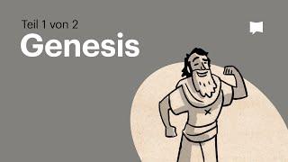 Buchvideo: Genesis (1. Mose) Kap. 1-11