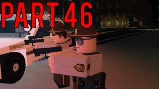 Roblox Mano County Patrol Partie 46 (fr) Contrôle des armes à feu (en anglais seulement)
