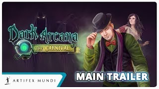 Dark Arcana: The Carnival Xbox One Trailer ESRB