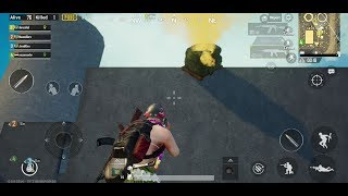 DROP ATAK GAYA. PUBG MOBILE    #_Abropubglover  #_Highlight_3