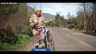 Abuelita recorre 30 kilómetros diarios para vender huevos -...