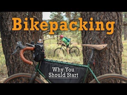 Why YOU Should Start Bikepacking!