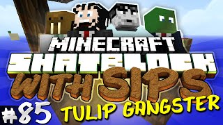 Minecraft Skyblock with Yogscast Sips #85 - Tulip Gangster