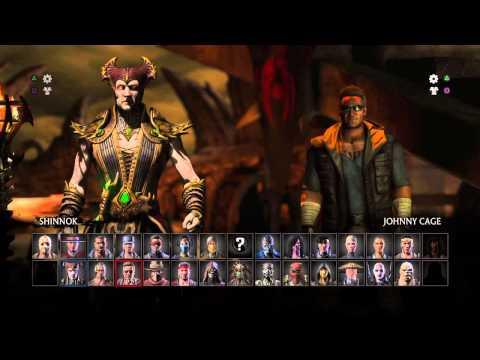 Don Markus MAS: Mortal Kombat X: Shinnok: PS4