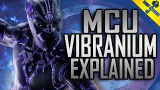 Vibranium Explained | MCU Lore