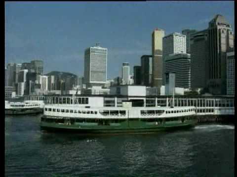Hong Kong 1997 - a music video