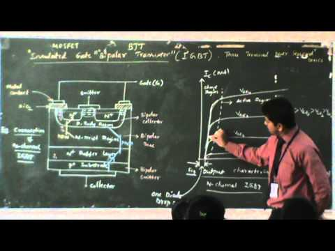 Lecture 32 IGBT