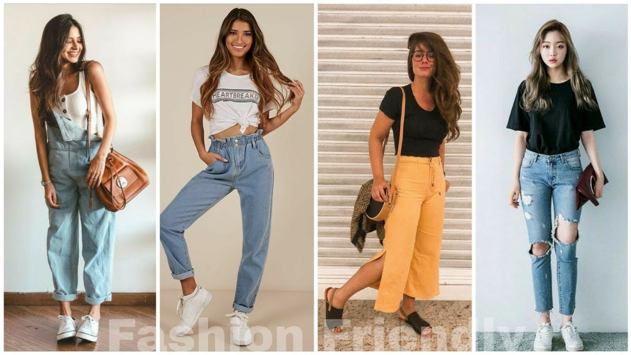 Stylish outfit idea for collage  College outfits for girls - Fashion  Friendly