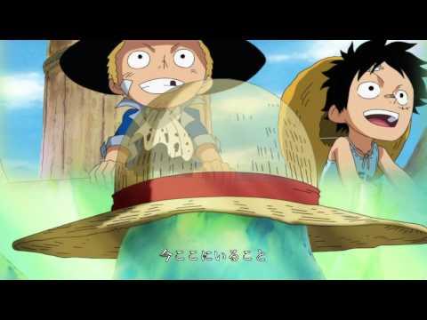 【MAD】 One Piece Opening 14 Naruto Parody