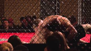 Kaged Kombat 2-1-2014 - Andrew Smith vs Jeff Tikos