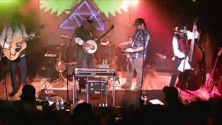The Grass is Dead @ Asheville Music Hall (Set1) 12-31-2016