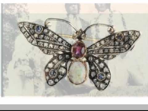 Opal Butterfly Groupie