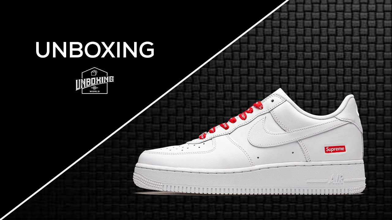 AIR FORCE 1 x SUPREME - [Yupoo, Dhgate, Ioffer, Veva ...