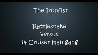 Eve Online - Rattlesnake vs 14 Man Gang (who's counting?)