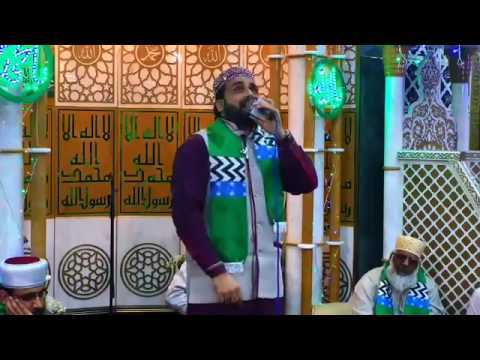 Latest beautiful   Naat  By Qari Shahid  at Peterberg 2017