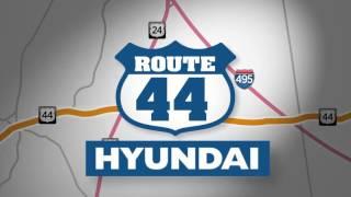 Route 44 Hyundai Oktoberfest Sales Event | 2016 Santa Fe Lease