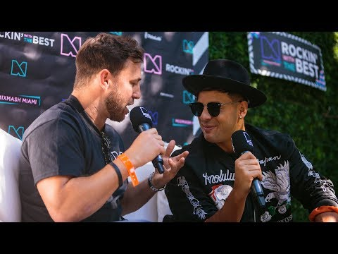 "Mixmash Miami 2018 | Timmy Trumpet: ""I wanna learn a lot more out of the musical realm"""