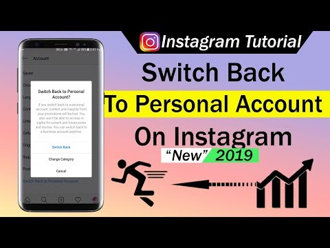 How to make your instagram business page private