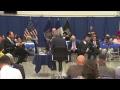 Mayor de Blasio Participates in Town Hall Meeting