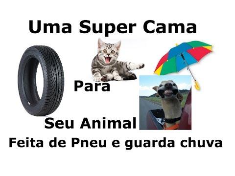 Cama para cachorro gato etc com pneu e guarda chuva youtube - Cuadros para cabecero de cama ...