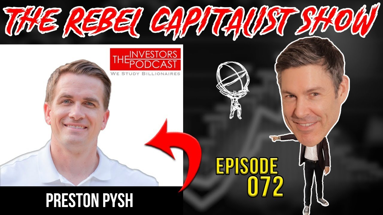 Preston Pysh (Virus Second Wave, Investing Strategies Of The Pros, Bitcoin Next Reserve Currency?)