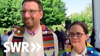 Zwei Engel für ein Hallelujah - Ein Pfarrer-Ehepaar wagt den Neuanfang | SWR Mensch Leute