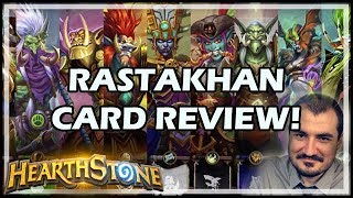 RASTAKHAN CARD REVIEW!