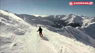 Kasprowy Wierch 12022015 - narciarski raj
