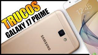 Trucos y Tips para Samsung Galaxy J7 Prime