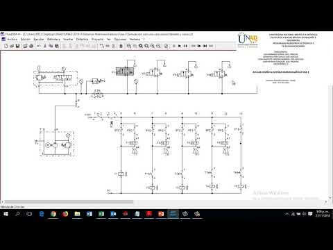 Sistemas hidroneumáticos Diseño en FluidSIM thumbnail