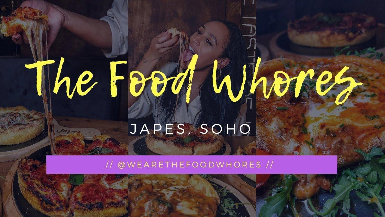 Japes Soho London Thefoodwhores