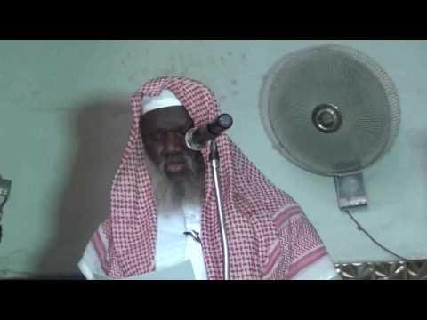 Khoutbah joumou'ah du 12 mai 2017 Kor ak wadjkayam avec Imam Ababacar Sall hafizahou Llah