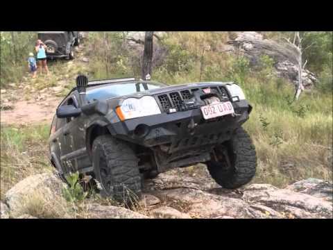 Manar Park Mania - Jeep Grand Cherokee WK WH CRD